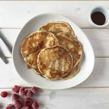 Sugar Free Low Carb Macadamia Nut Pancakes